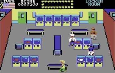 Mikie (C64)