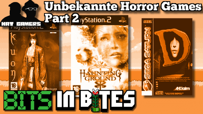 Unbekannte Horror Games Part 2 | Bits in Bites