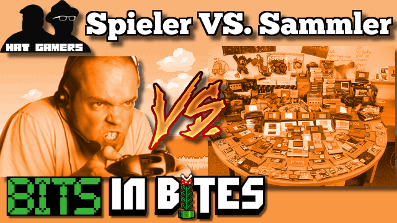 Spieler VS. Sammler | Bits in Bites