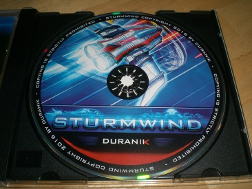 Sturmwind CD (Reprint)