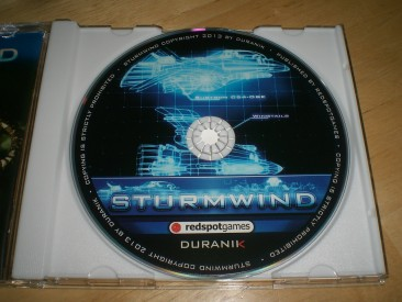Sturmwind CD (Redspotgames)