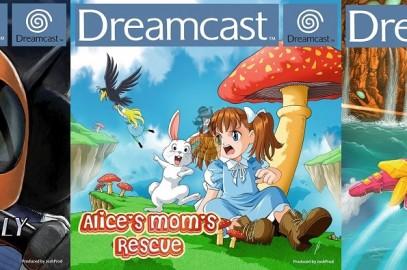 Fünf neue Dreamcast-Veröffentlichungen von JoshProd (Februar/März 2017)