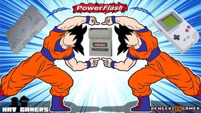 Power Flash Gameboy Adapter für Playstation | Dengeki Gamer