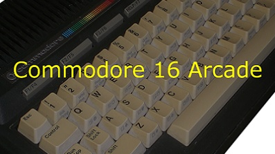 Commodore 16 Arcade