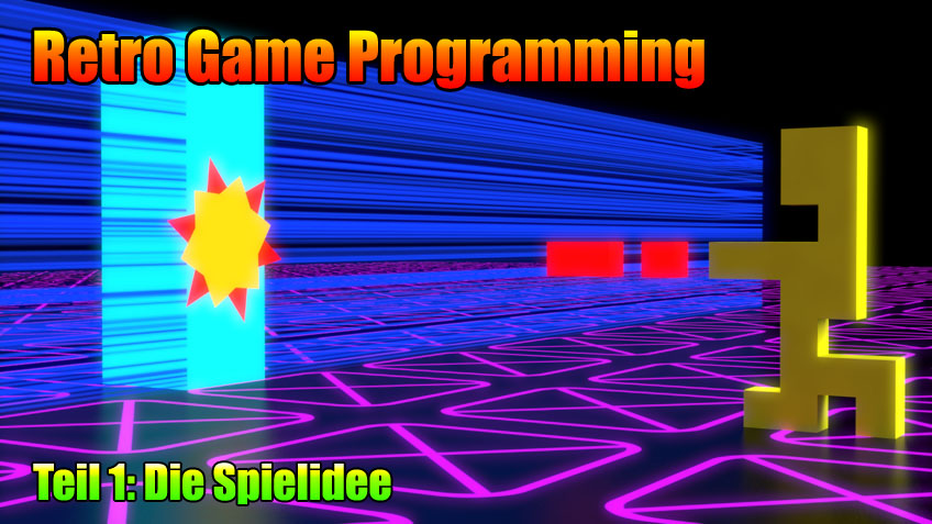Retro Game Programming - Teil 1