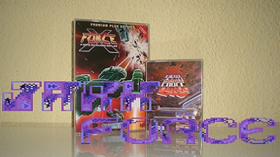 Dark Force – Inspiriert durch Light Force