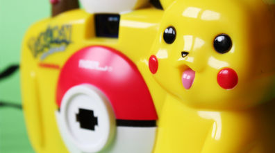 PIXELKITSCH #185: Pikachu Camera