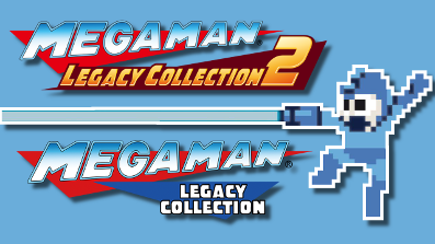 Mega Man Legacy Collection 1&2 | Physical Game Showcase