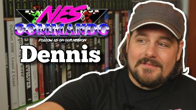 Dennis vom NES Commando | Zu Besuch