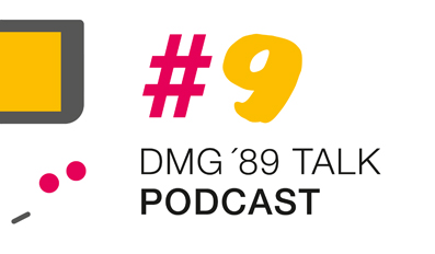 DMG´89 Talk – Der Gameboy Podcast – Folge 9