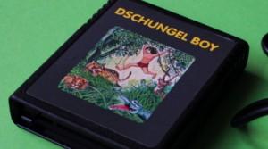 Pixelkitsch Dschungel Boy