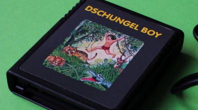 PIXELKITSCH #194: Dschungel Boy