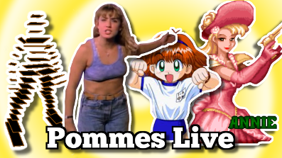 Rez Infinite, Night Trap, The Game Paradise ! und Wild Guns Reloaded | Pommes Live