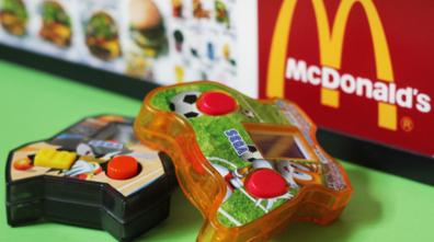 PIXELKITSCH #199: Sonic LCD-Spiele im Happy Meal