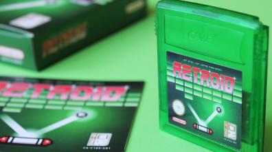 PIXELKITSCH #200: Retroid für den Game Boy
