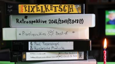 PIXELKITSCH #201: 200 Jahre Pixelkitsch