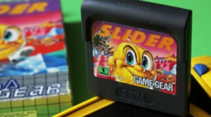 PIXELKITSCH Slider SEGA Game Gear