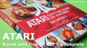 ATARI - Kunst und Design der Videospiele