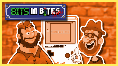 Game Boy, Musik, Technik, Alles ft. Tronimal | Bits in Bites Live
