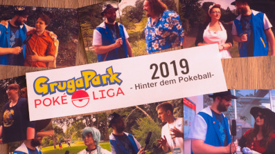 Grugapark Pokeliga 2019 – Hinter dem Pokeball